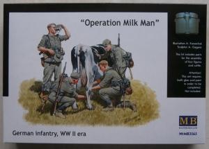 MASTERBOX 1/35 3565 OPERATION MILK MAN