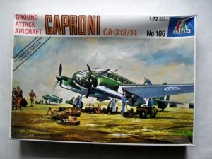 ITALERI 1/72 106 CAPRONI CA.313/14