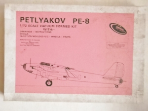 CONTRAIL 1/72 PETLYAKOV Pe-8