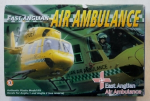 REVELL 1/72 04451 EAST ANGLIAN AIR AMBULANCE