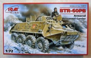 ICM 1/72 72911 BTR-60PB