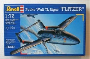 REVELL 1/72 04300 FOCKE WULF TL JAGER FLITZER
