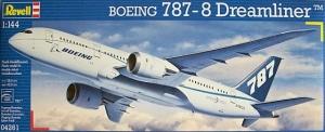 REVELL 1/144 04261 BOEING 787-8 DREAMLINER