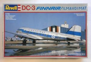 REVELL 1/72 4234 DC-3 FINNAIR/ILMAVOIMAT