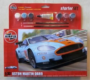 AIRFIX 1/32 50110 ASTON MARTIN DBR9