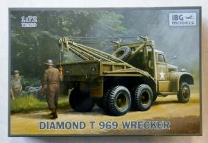 IBG MODELS 1/72 72020 DIAMOND T969 WRECKER
