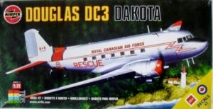 AIRFIX 1/72 05031 DOUGLAS DC-3 DAKOTA BEA RCAF