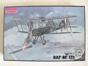 RODEN 1/48 412 RAF B.E.12b