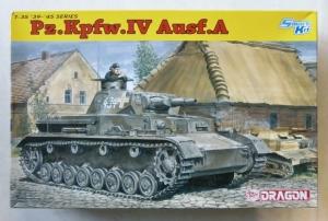 DRAGON 1/35 6747 Pz.Kpfw.IV Ausf.A