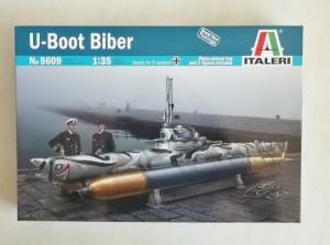 ITALERI 1/35 5609 U-BOAT BIBER