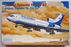 EASTERN EXPRESS 1/200 14407 TUPOLEV Tu-154 B2