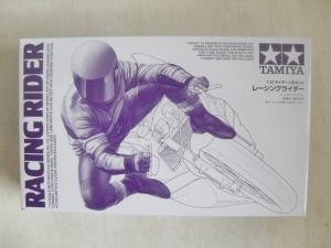 TAMIYA 1/12 14122 RACING RIDER