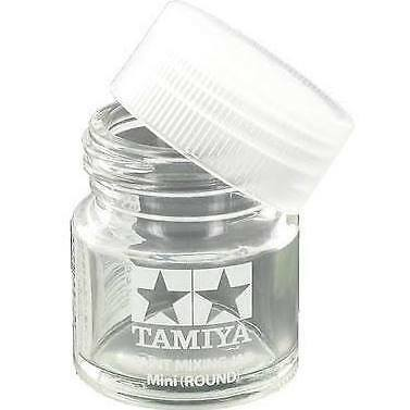 TAMIYA  81044 PAINT MIXING JAR MINI  ROUND