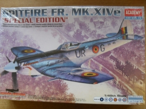 ACADEMY 1/48 12211 SPITFIRE FR Mk.XIVe SPECIAL EDITION