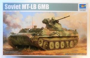 TRUMPETER 1/35 05580 SOVIET MT-LB 6MB