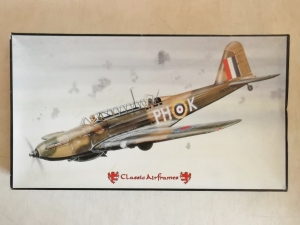 CLASSIC AIRFRAMES 1/48 428 FAIREY BATTLE