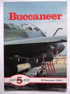 AEROGUIDES  05. HS BUCCANEER S Mk 2