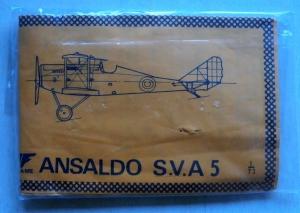 AIRFRAME 1/72 ANSALDO S.V.A 5