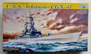 CYBER-HOBBYCOM 1/700 7124 USS ARKANSAS CGN-41