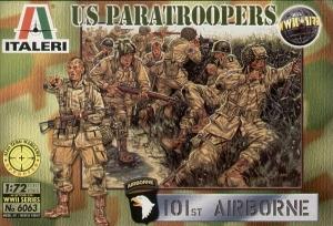 ITALERI 1/72 6063 WWII US PARATROOPERS