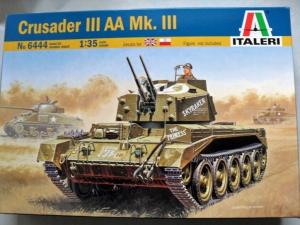 ITALERI 1/35 6444 CRUSADER III AA Mk.III