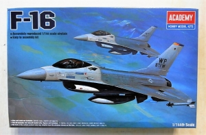 ACADEMY 1/144 12610 F-16