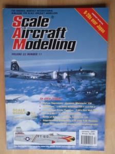 SCALE AIRCRAFT MODELLING  SCALE AIRCRAFT MODELLING VOLUME 22 ISSUE 11