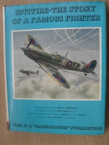 CHEAP BOOKS  ZB320 SPITFIRE -THE STORY OF A FAMOUS FIGHTER