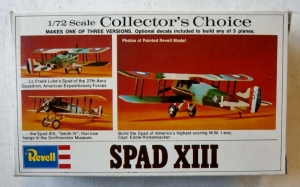REVELL 1/72 H68 SPAD XIII