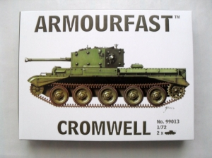 ARMOURFAST 1/72 99013 CROMWELL