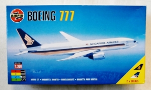AIRFIX 1/300 03184 BOEING 777 SINGAPORE AIRLINES