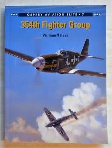 OSPREY AVIATION ELITE   007. 354th FIGHTER GROUP