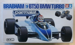 TAMIYA 1/20 20017 BRABHAM BT50 BMW TURBO