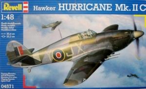 REVELL 1/48 04571 HAWKER HURRICANE Mk.IIC
