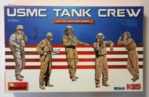 MINIART 1/35 37008 USMC TANK CREW