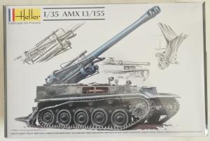 HELLER 1/35 81151 AMX 13/155