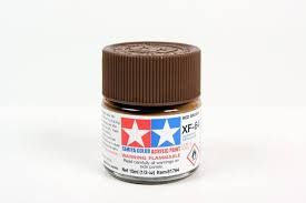 TAMIYA  81764 XF-64 RED BROWN ACRYLIC PAINT  UK SALE ONLY