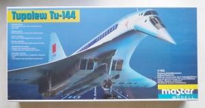 MASTERMODEL 1/100 1014 TUPOLEV Tu-144
