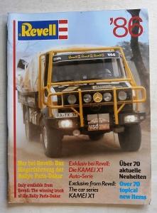 REVELL  REVELL 1986