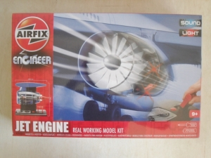 AIRFIX  20005 JET ENGINE