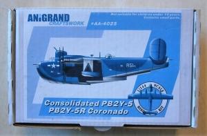 ANIGRAND 1/144 4025 CONSOLIDATED PB2Y-5 PB2Y-5R CORONADO
