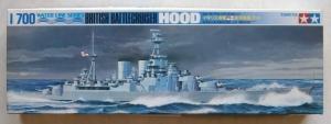 TAMIYA 1/700 B127 HMS HOOD