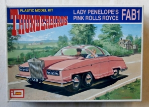 IMAI  IB-093 LADY PENELOPES PINK ROLLS ROYCE FAB 1