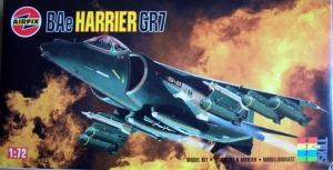 AIRFIX 1/72 04039 BAe HARRIER GR7