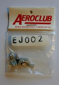 AEROCLUB 1/72 EJ002 MK-4B EJECTION SEATS