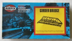 AIRFIX AIRFIX HO/OO TRACKSIDE  03616 GIRDER BRIDGE