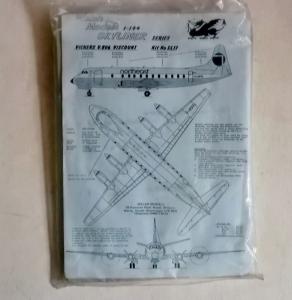 WELSH MODELS 1/144 SL11 VICKERS V.806 VISCOUNT NORTHEAST