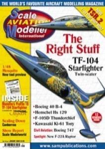 SCALE AVIATION MODELLER  SCALE AVIATION MODELLER VOLUME 15 ISSUE 01