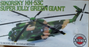 AIRFIX 1/72 06003 SIKORSKY HH-53C SUPER JOLLY GREEN GIANT
