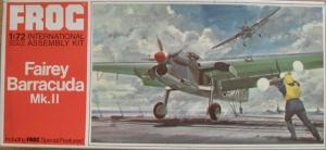 FROG 1/72 F230/F161 FAIREY BARRACUDA Mk.II